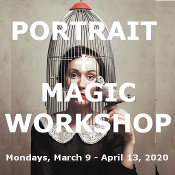 Portrait + Magic Workshop